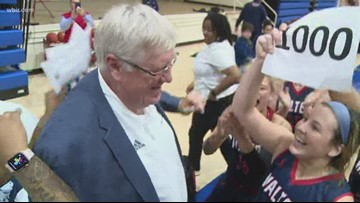 Walters State coach Dave Kragel wins 1,000th game