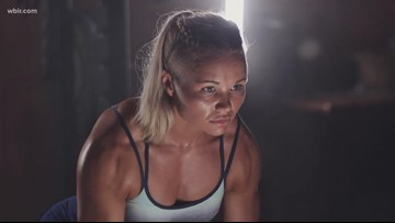 East TN woman competes in new NBC show 'The Titan Games'