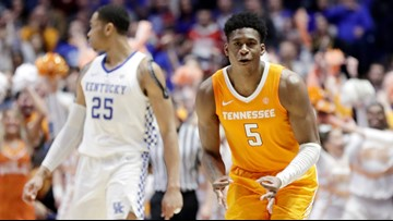 A Title on the Line: Vols get rematch with Auburn
