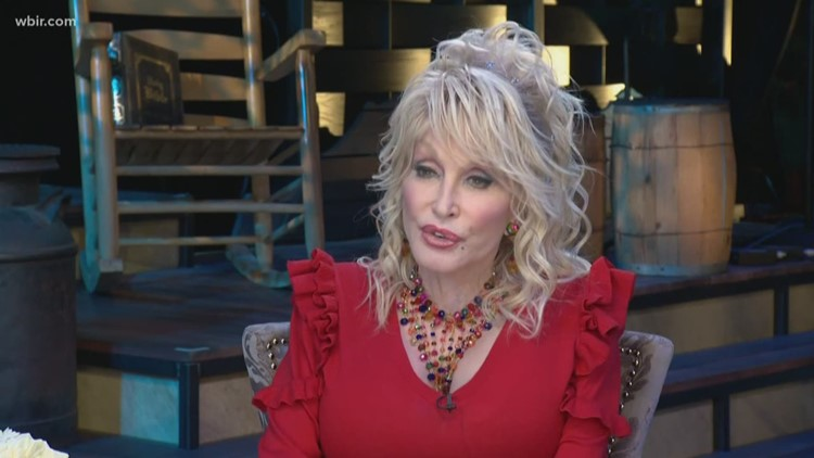 Dolly Parton calls Musicares award one of the greatest honors