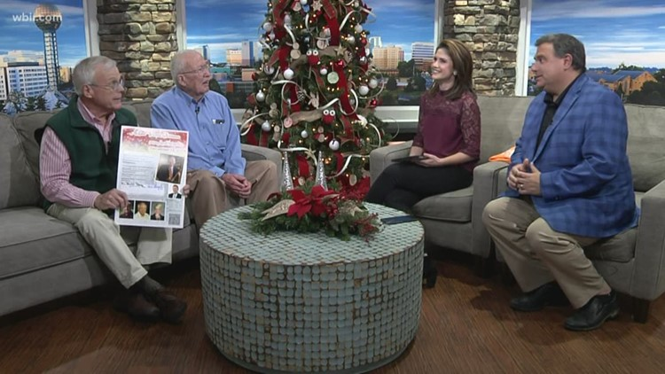 Dr. Bass & Sam Venable part of Forensic Christmas event