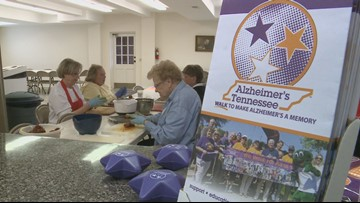 Top team makes tamales to benefit Alzheimer's Tennessee
