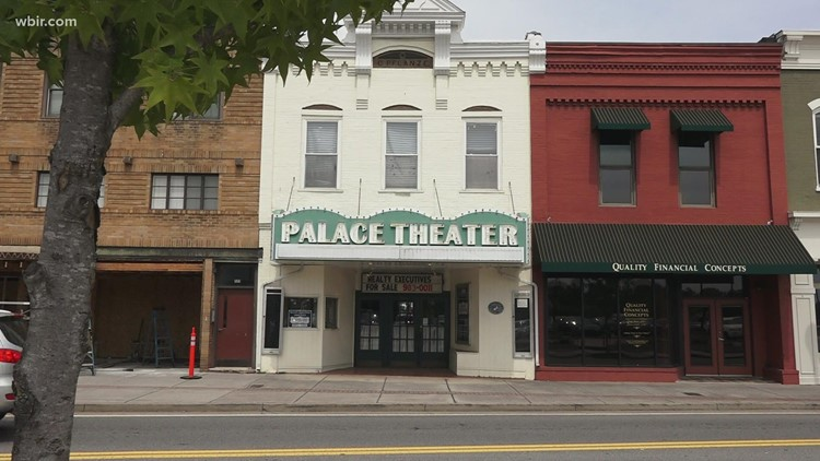Palace Theater in Maryville for sale, current owners highlight rich history