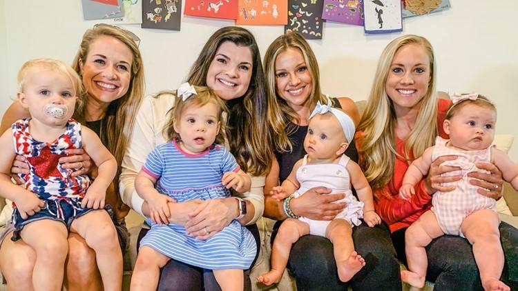 10News Today moms share a special bond!