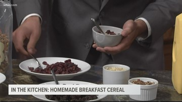 In the Kitchen: Homemade Breakfast Cereal