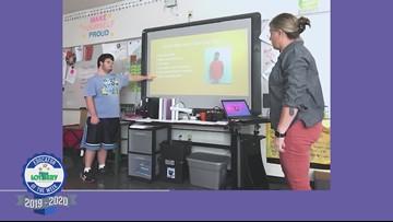 Jessica Spafford - Educator of the Week 10/21