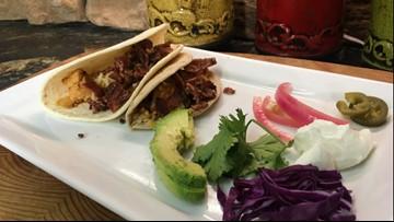 Chicken Bacon Tacos