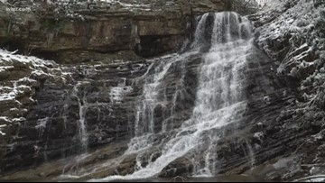 Missy Kane's Fit & Fun Adventure to Margarette Falls