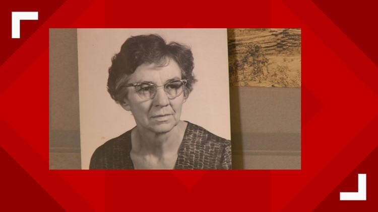 Former Maryville College Librarian Josephine Jeffries