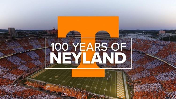 Neyland Stadium turns 100
