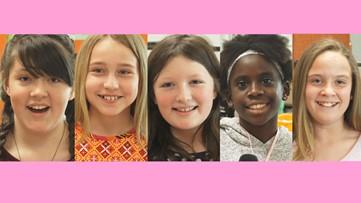 Celebrating girl power on International Women's Day