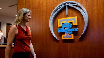Lady Vols' 2020 SEC schedule released