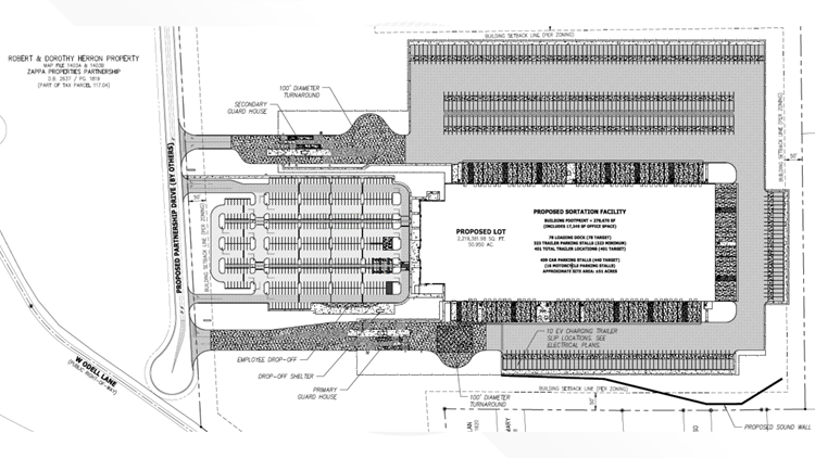 Large facility proposed for Maryville in