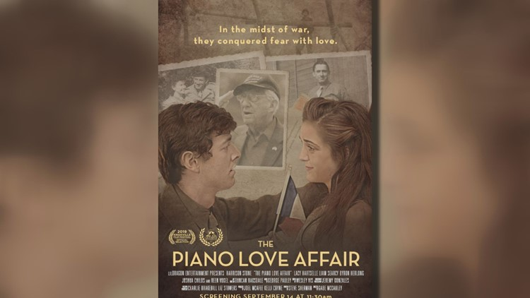 The Piano Love Affair