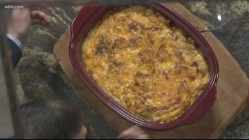 In the kitchen: Ham and potato casserole