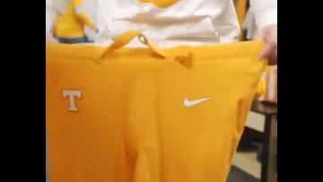 The Vols will wear their orange pants against Mizzou