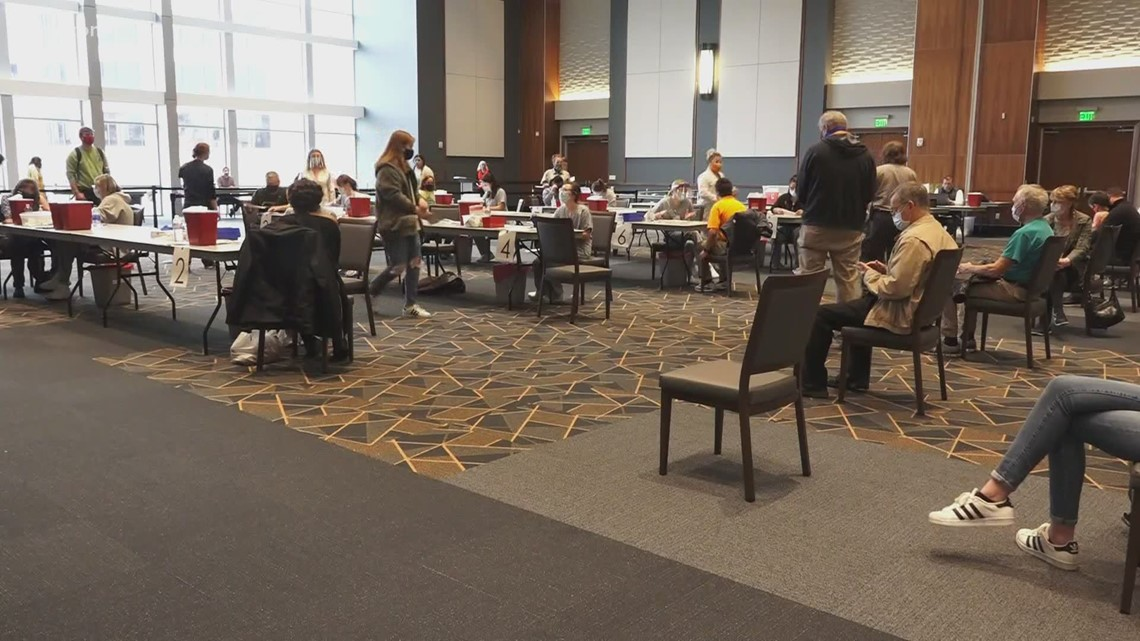 University of Tennessee administers 10,000 COVID-19 vaccines