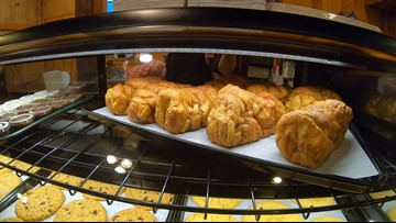 I tried Dollywood's Cinnamon Bread for the first time and finally feel like a real East Tennessean