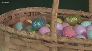 Marble Springs Easter Egg Hunt planned for Saturday