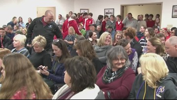 Loudon County school director responds to community controversy over basketball coach