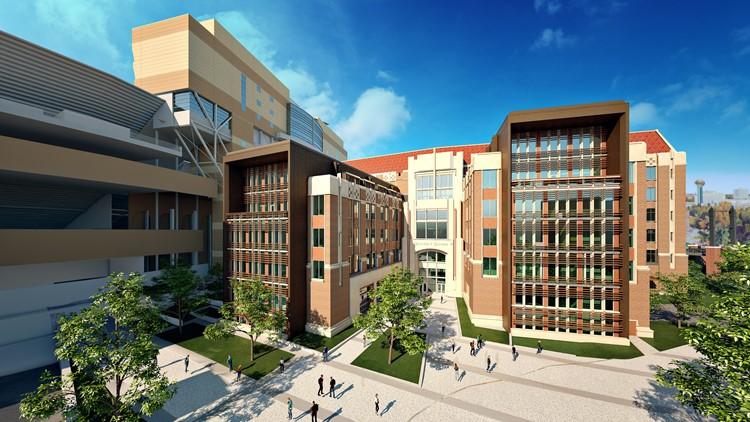 new UT engineering rendering
