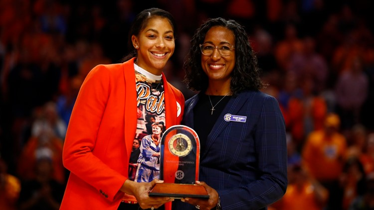 Lady Vol legend Candace Parker named to sixth WNBA All-Star game