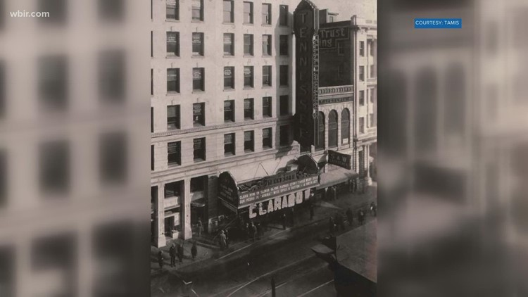 Happy birthday!   Tennessee Theatre turns 93 years old