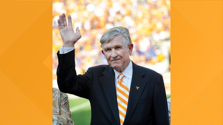 Homegrown: Tennessee Vol legend Johnny Majors