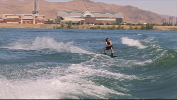 Surfs up! Malibu Factory Smoky Mountain Pro wakeboarding competition kicks off this weekend