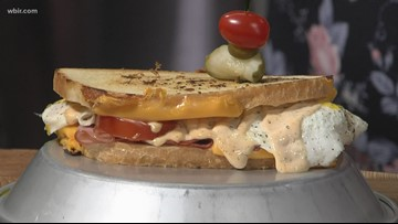 In the Kitchen: Breakfast All Day Grilled Cheese with Kim Wilcox