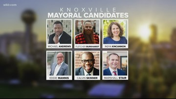 Early voting underway in Knoxville City races