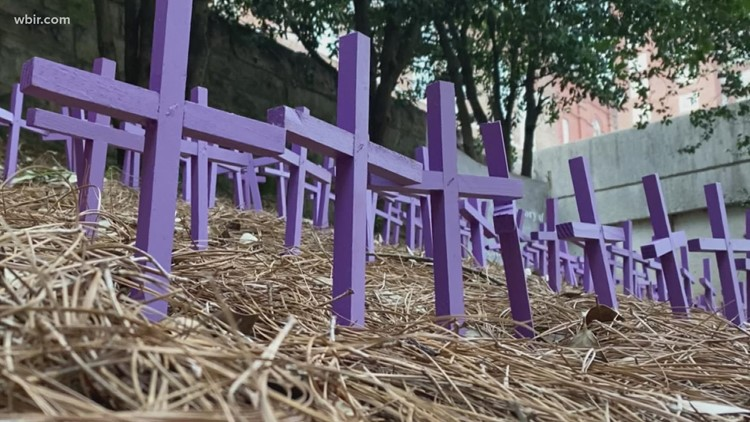 International Overdose Awareness Month: Remembering those who've lost their lives to addiction
