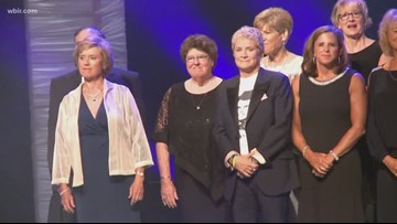 Beth Bass inducted into WBHOF