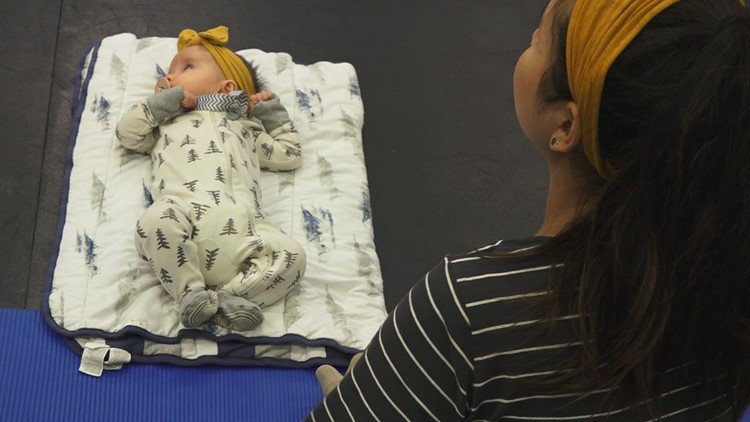 Retired nurse-midwife creates '4th-trimester fitness method' to help new moms