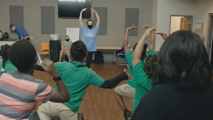 UT neuroscience graduate starts dance program, instills love of movement in kids