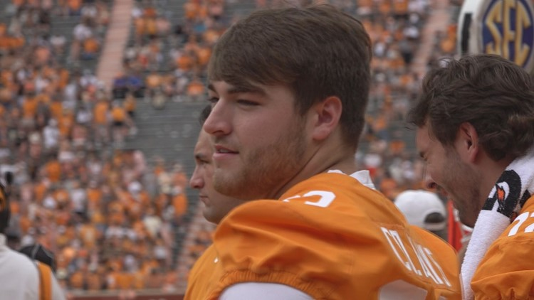 Vols center Cooper Mays expected back in starting lineup against Florida