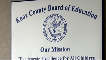 Knox County Board of Education members weigh in on school voucher proposal