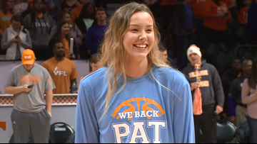 NCAA waiver approved for Lady Vol Lou Brown