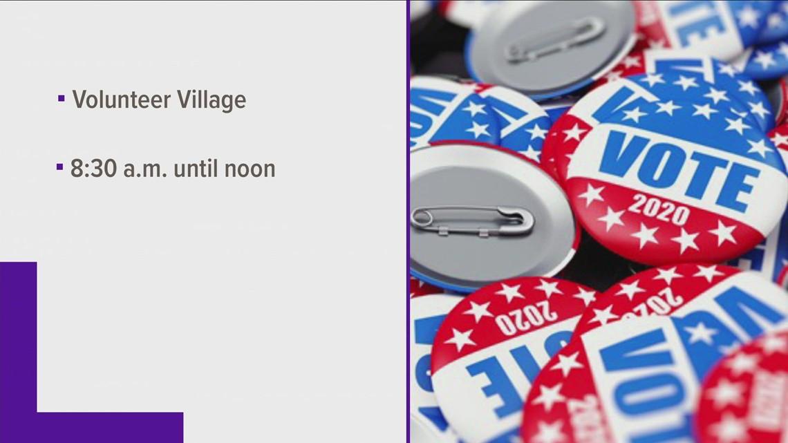 UT to host voter registration tailgate on Saturday