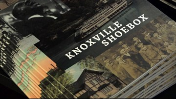 Your shoebox of old pictures can make Knoxville history