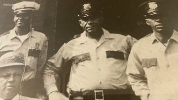 KPD shares history of Knoxville's earliest African-American policemen