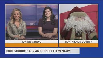 Cool Schools: Adrian Burnett Elementary School