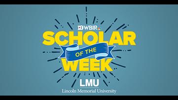 Katelyn Hedrick - Scholar of the Week 3/12