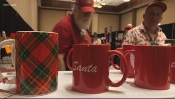 Professional Santas meet in Gatlinburg for a Santa Family Reunion