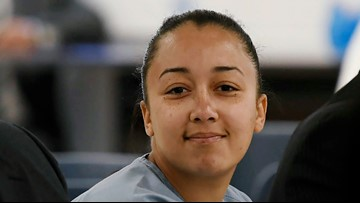 Cyntoia Brown-Long talks to NBC News about her 'amazing' post-prison life