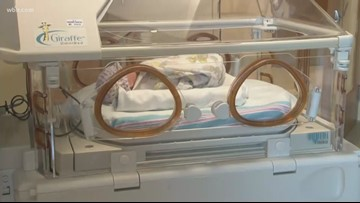 NICU babies at UT Medical Center move into upgraded, private rooms