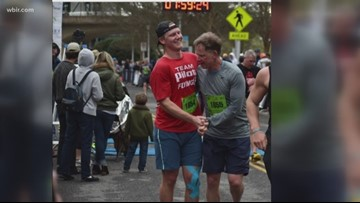Personal Best: Todd talks about finishing a half marathon in less than 2 hours!