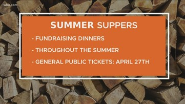 Todd Morgan from Knox Heritage talks about the 2020 Summer Suppers Series