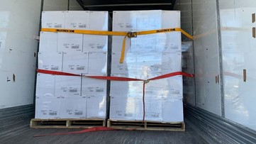 Where else would it be? Over $100,000-worth of stolen whiskey recovered in Kentucky
