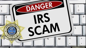 Loudon sheriff warns of IRS phone and email scams ahead of tax season